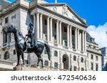 the bank of england ... | Shutterstock . vector #472540636