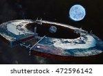 creation of an artificial... | Shutterstock . vector #472596142