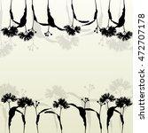 linden flowers vintage... | Shutterstock .eps vector #472707178