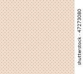 seamless pattern pois | Shutterstock .eps vector #47273080