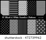 simple and elegant pattern... | Shutterstock .eps vector #472739962