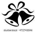 illustration of a elegant black ... | Shutterstock .eps vector #472743046