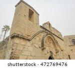 Ayia Napa Monastery. Virgin...