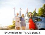 summer vacation  holidays ... | Shutterstock . vector #472810816
