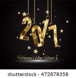 happy new year and merry... | Shutterstock .eps vector #472878358