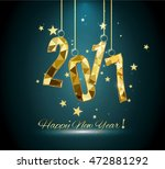 happy new year and merry... | Shutterstock .eps vector #472881292