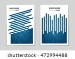 abstract vector layout... | Shutterstock .eps vector #472994488