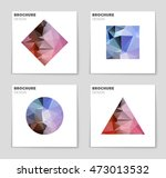 abstract vector layout... | Shutterstock .eps vector #473013532