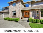 Luxury Brick House With Porch...