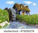 Dwarf House River Mill