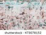 old grungy vintage weathered... | Shutterstock . vector #473078152