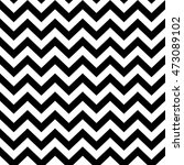 seamless chevron zigzag pattern ... | Shutterstock .eps vector #473089102