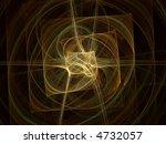abstract fractal | Shutterstock . vector #4732057