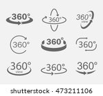 360 degree views of vector... | Shutterstock .eps vector #473211106