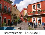 guanajuato  mexico   february... | Shutterstock . vector #473435518