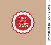 sale discount sale up to | Shutterstock .eps vector #473437396