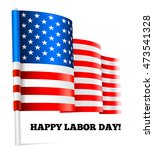 happy labor day | Shutterstock .eps vector #473541328