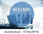 business training concept.... | Shutterstock . vector #473614978
