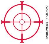 Illustration Of Sniper Rifle...