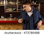 finishing this night. shot of... | Shutterstock . vector #473780488