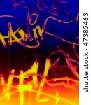 graffiti | Shutterstock . vector #47385463