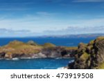 view from the costal path near... | Shutterstock . vector #473919508