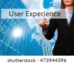user experience   businesswoman ...