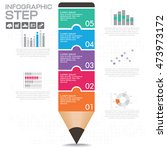 business infographic template... | Shutterstock .eps vector #473973172