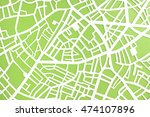 city map structure   hand cut... | Shutterstock . vector #474107896