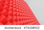 background wall. 3d... | Shutterstock . vector #474108922