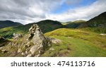 glenridding dood to the... | Shutterstock . vector #474113716