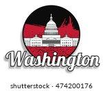 washington   Shutterstock .eps vector #474200176