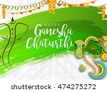 creative card poster or banner... | Shutterstock .eps vector #474275272