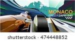 vector illustration. detailed... | Shutterstock .eps vector #474448852