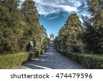 the trail to the monument of... | Shutterstock . vector #474479596