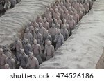 Terracotta Warriors On Guard