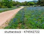 Beautiful Old Country Dirt Roa...