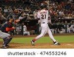 Zack Greinke Pitcher For The...