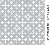 seamless ornamental pattern... | Shutterstock .eps vector #474631216