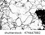 marble texture white or black... | Shutterstock . vector #474667882