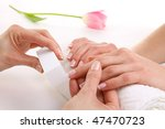beauty treatment photo of nice... | Shutterstock . vector #47470723