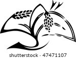 vector tattoo | Shutterstock .eps vector #47471107