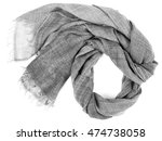 Stole  Scarf For Women Gray  On ...