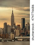 new york city   jul 4  empire... | Shutterstock . vector #474776686