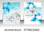 vector illustration for website ... | Shutterstock .eps vector #474822682
