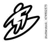 surfer   Shutterstock .eps vector #474902575