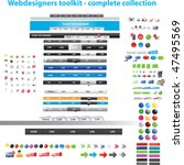������, ������: Webdesigners toolkit complete
