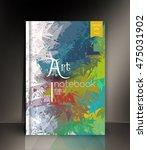 cover design. | Shutterstock .eps vector #475031902