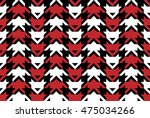 vector abstract geometric... | Shutterstock .eps vector #475034266