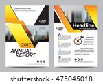 brochure layout design template.... | Shutterstock .eps vector #475045018